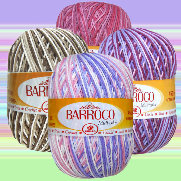 17 Amigurumi + 4 Barroco Maxcolor Nº4 - R$ 244,99 em Mercado Livre | 600x600