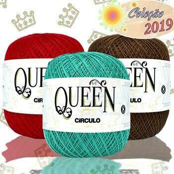 Linha Círculo Queen 8 2 - 100g (678m) b5efaa3d6dc